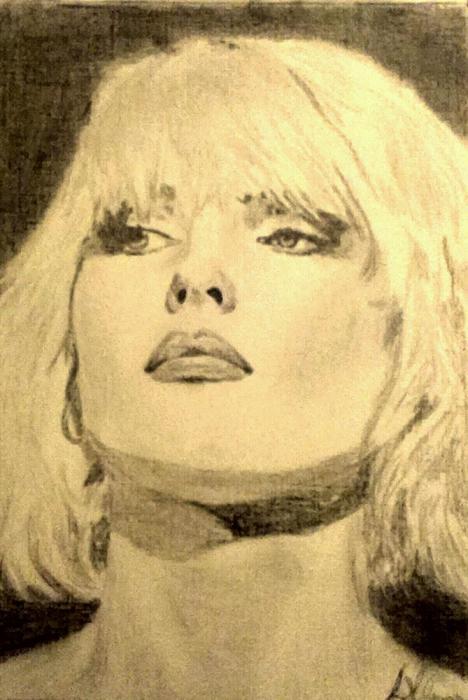 Debbie Harry por Lindasart
